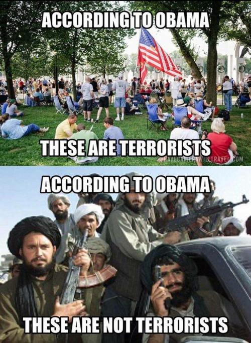 Obama ISIS Tea Party Terrorists