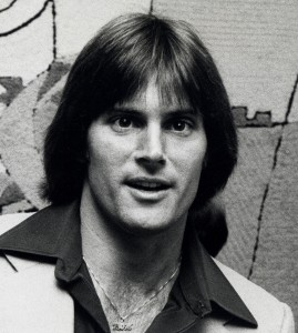 Bruce Jenner as I remember him from his Olympic days (which is when I stopped paying attention to him too).