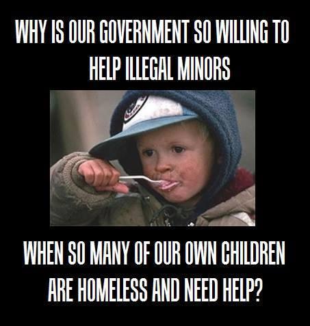 Government illegals