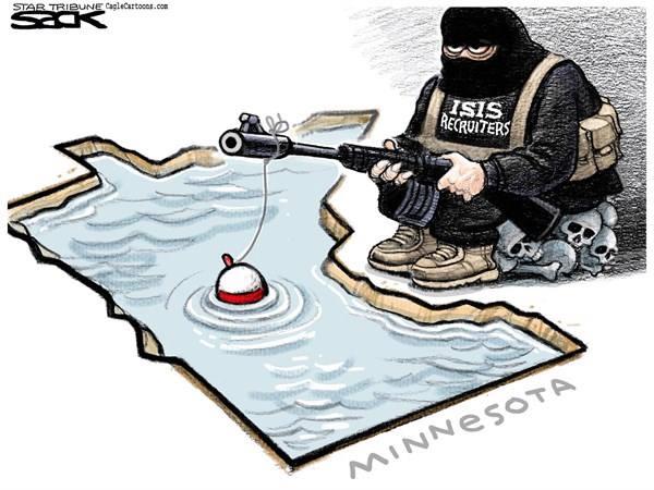ISIS Minnesota