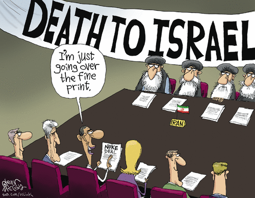 Obama Iran Israel