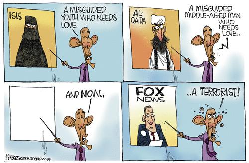 Obama's terrorists