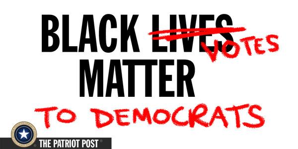Black votes matter to Democrats