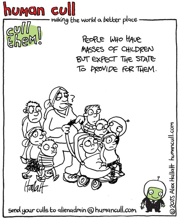 Children on welfare