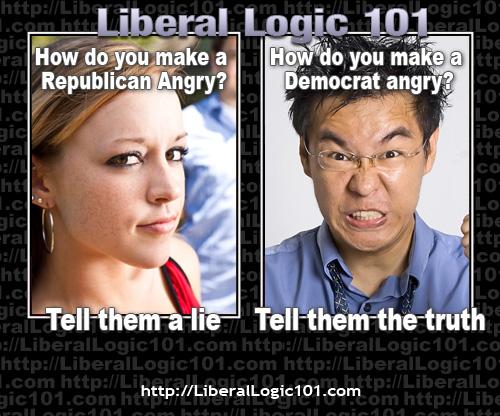 Democrats Lies Republicans Truth