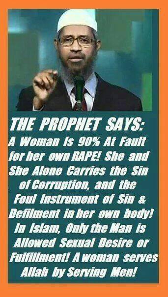 Islam and rape