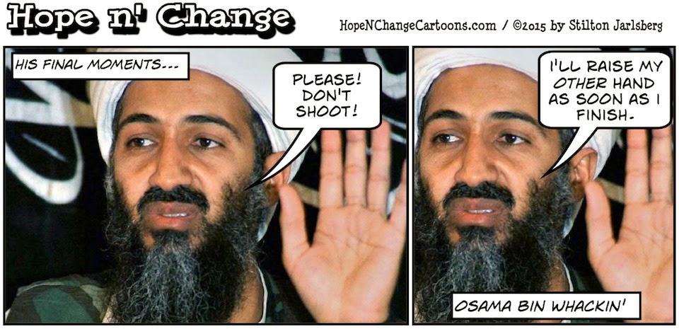 Osama bin Laden and porn