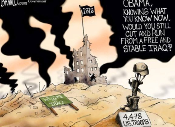 The Iraq question for Obama