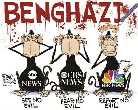 Benghazi and the media