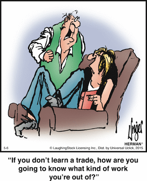 Learn a trade