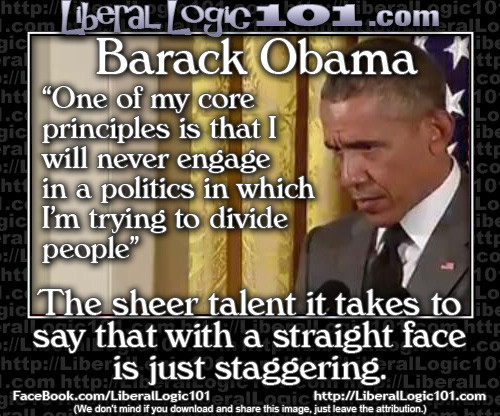 Obama lies some more