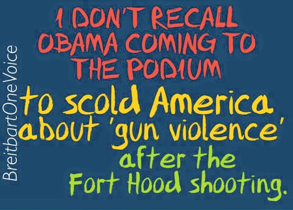 Obama okay after Fort Hood shooting