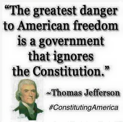Jefferson on the Constitution