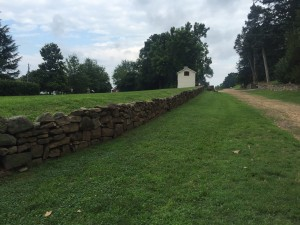 The Stone Wall, Fredericksburg