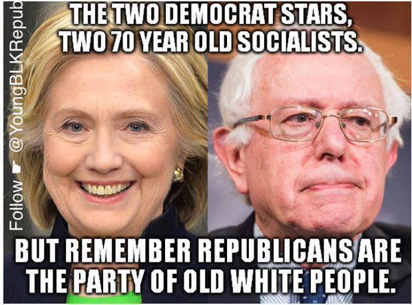 Party of old white people
