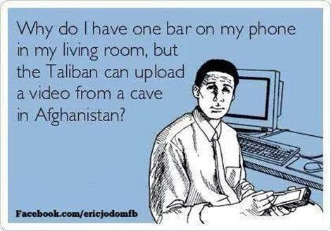Taliban uploading from caves