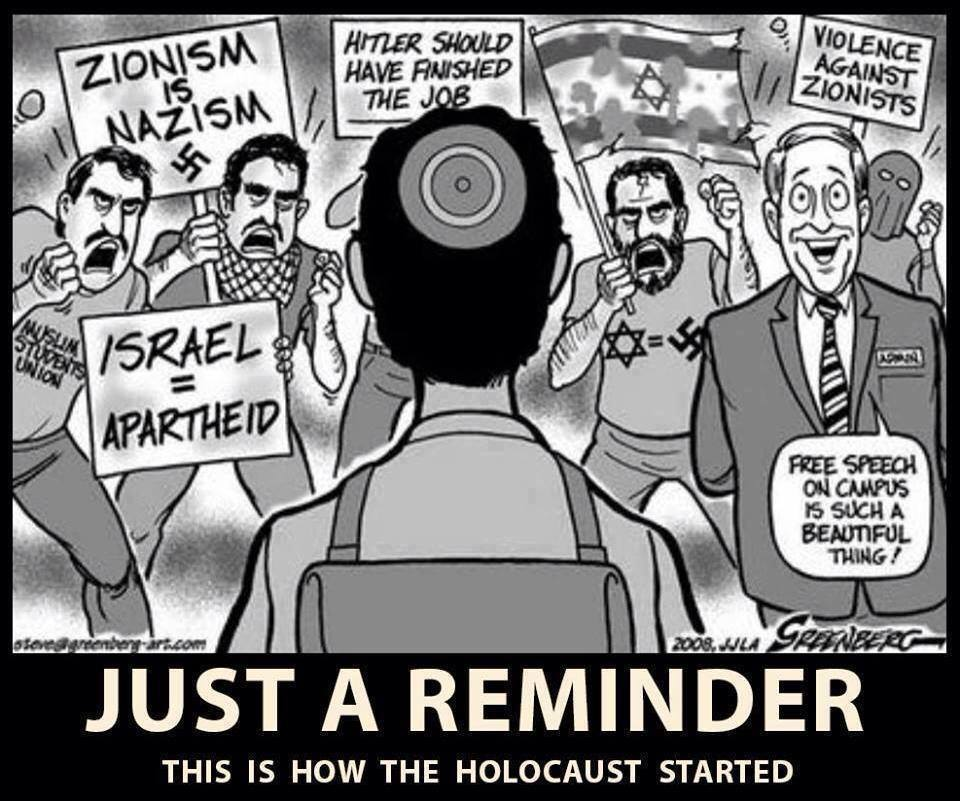 How the Holocaust started