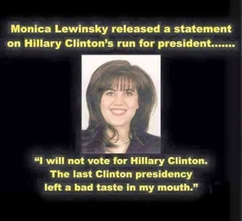 Monica Lewinsky rompió el silencio a 16 años del
