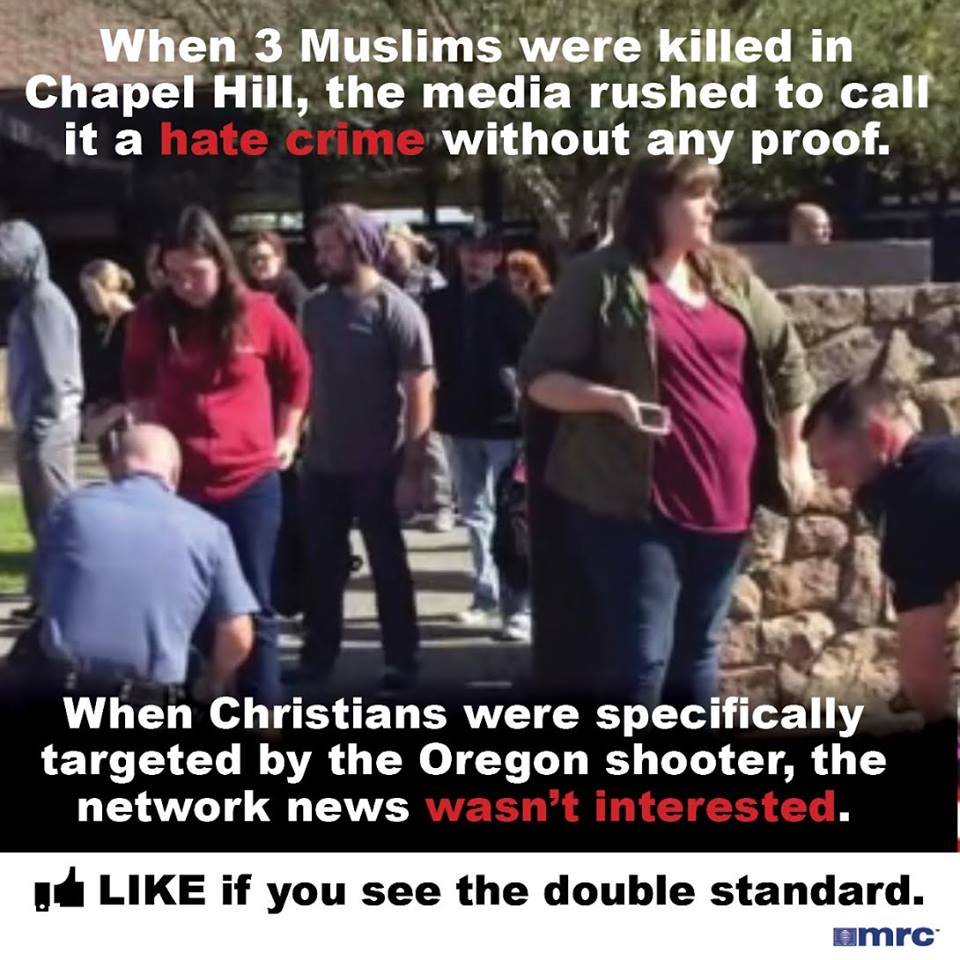 Double standard on Christian slaughter in Oregon