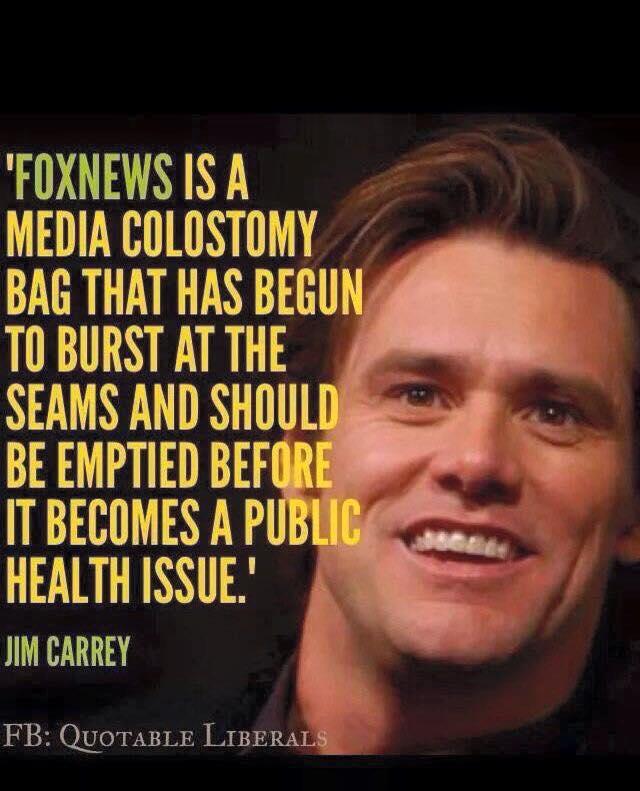 Jim Carry on Fox