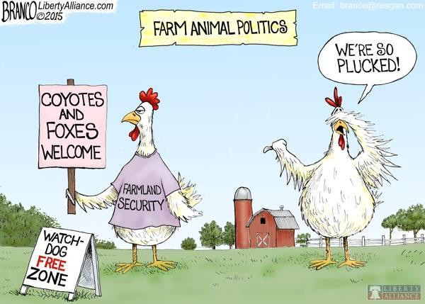Farmland security