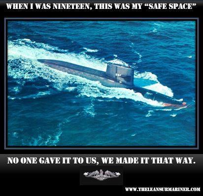 Submarine a Safe Space