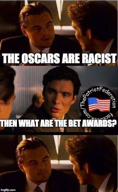 BET awards racist