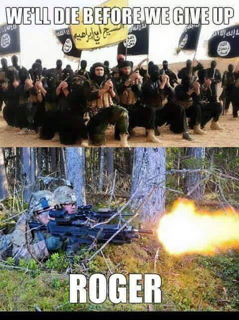 US Army can kill ISIS