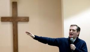 Cruz and a cross