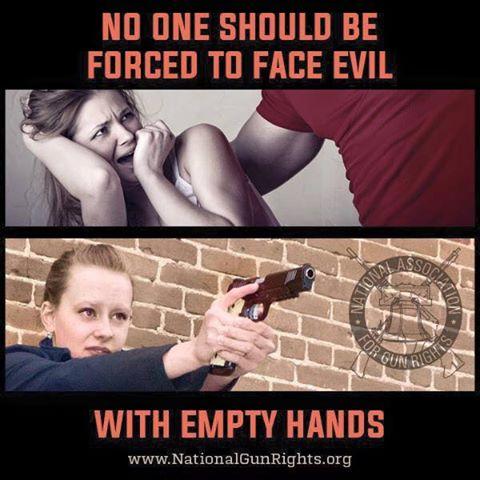 Guns self defense