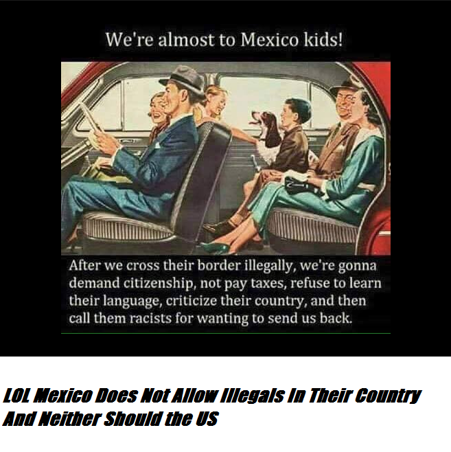 Immigration Mexico strict laws
