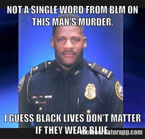 Police Black Lives Matter