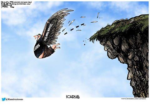 Stupid liberals minimum wage Icarus