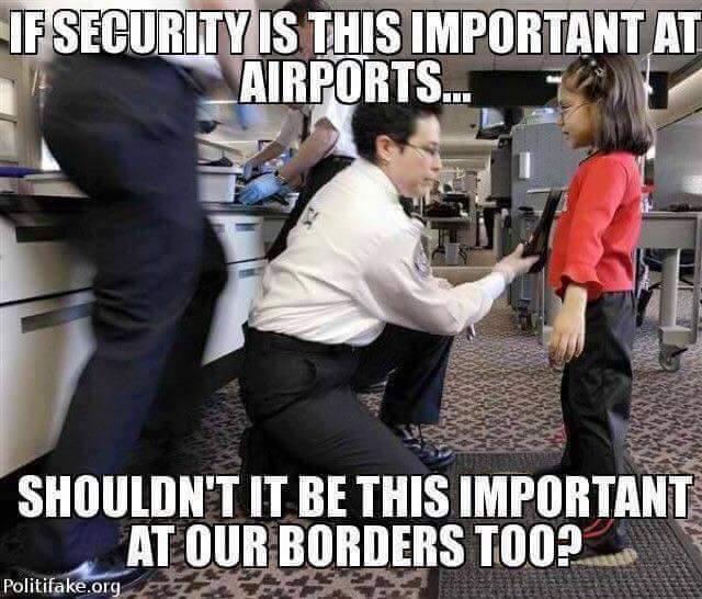 Wisdom border security airports