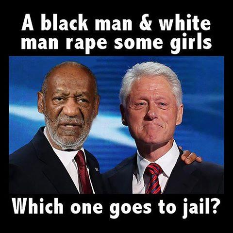 Crime Clinton Cosby rapes
