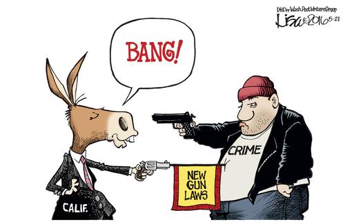 Guns California laws