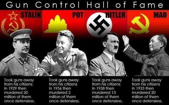 Guns gun control Hall of Fame