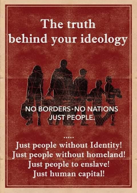 Immigration human capital to abuse