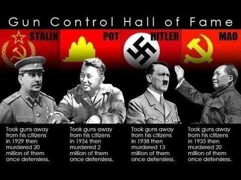 Gun tyrants with guns