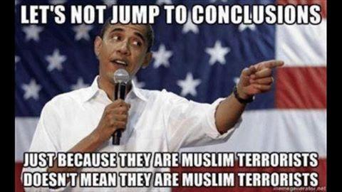Obama refuses to blame Islam