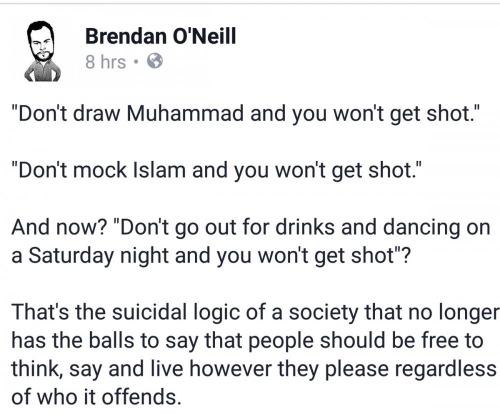 Stupid leftists caving to Islam