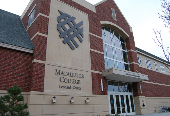 Macalester an American college