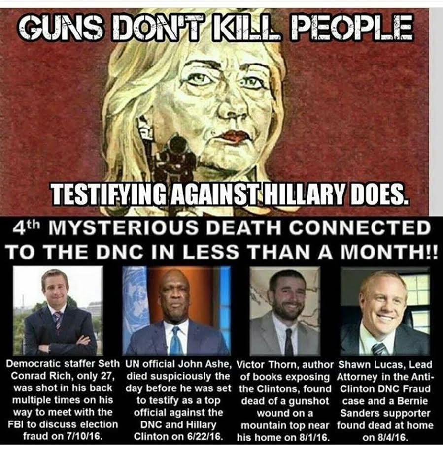Hillary deaths