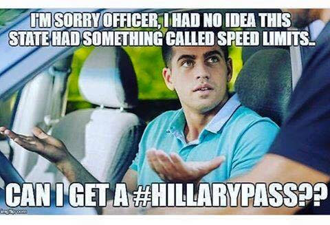 Hillary double standards 7