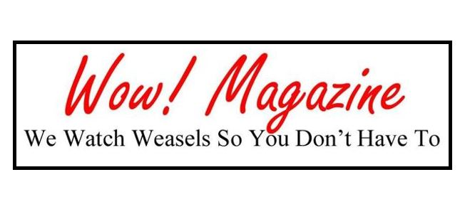 Watchers' Council Wow! Magazine