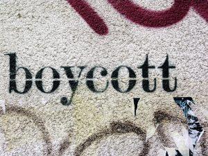 #BoycottTheBoycotters