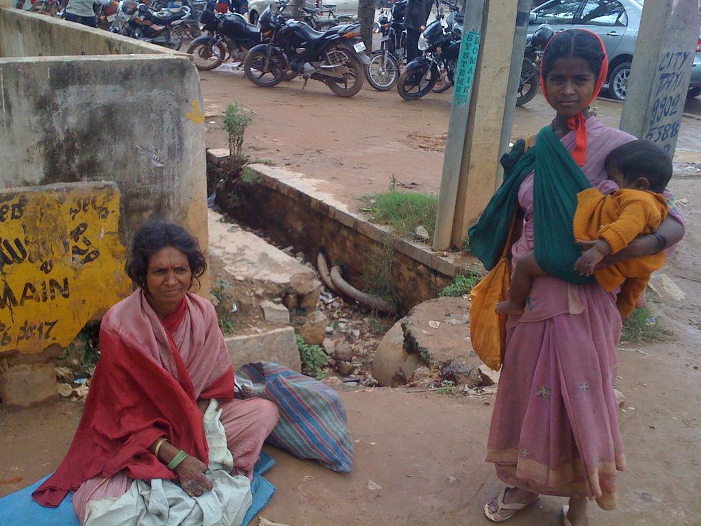 india poverty photo