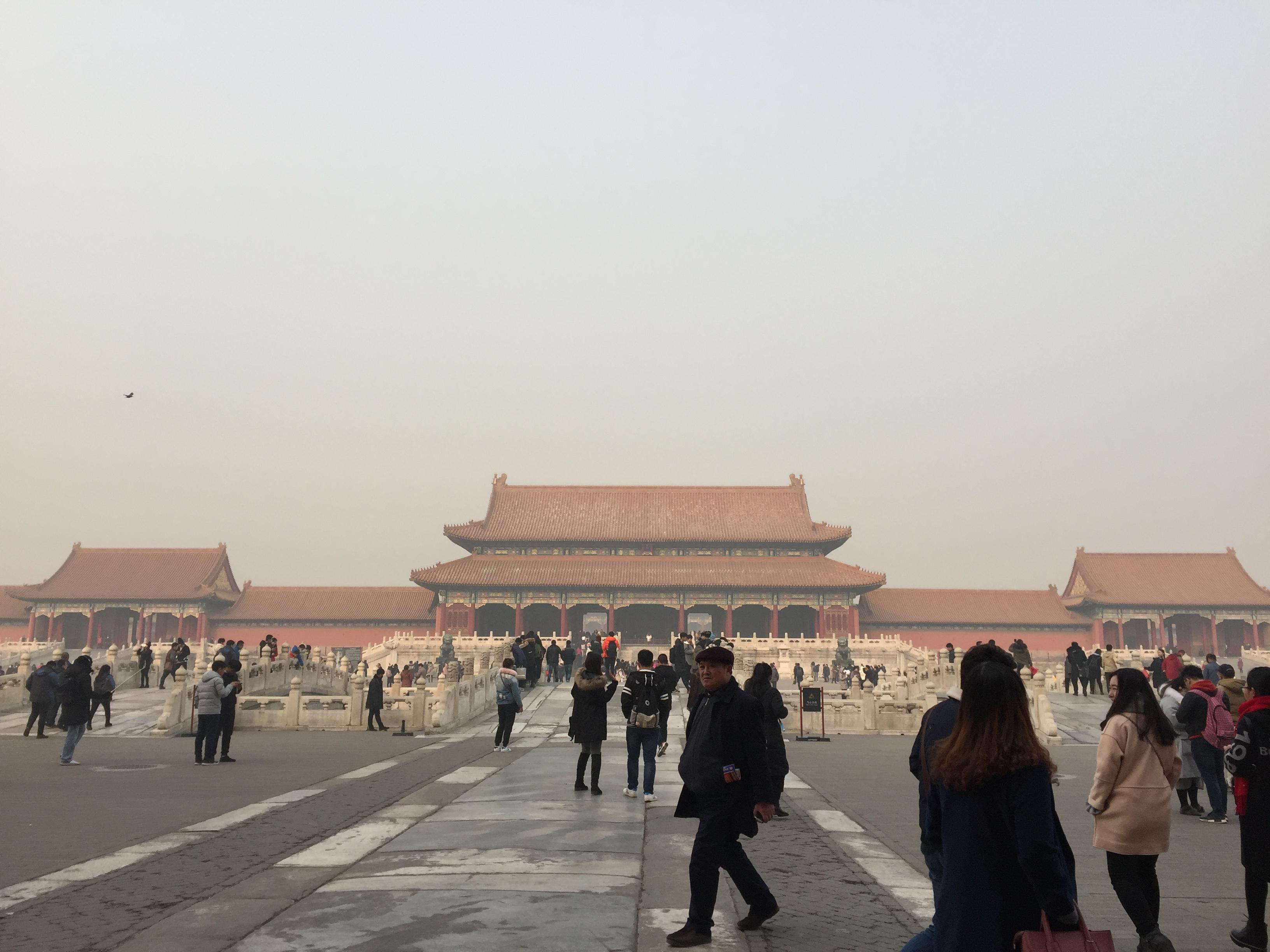 Beijing Forbidden City Tiananmen Square