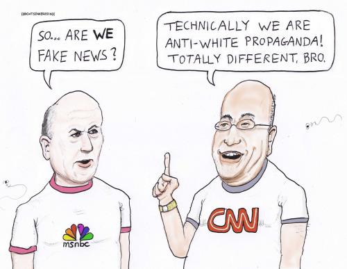 stupid-leftists-cnn-nbc-fake-news
