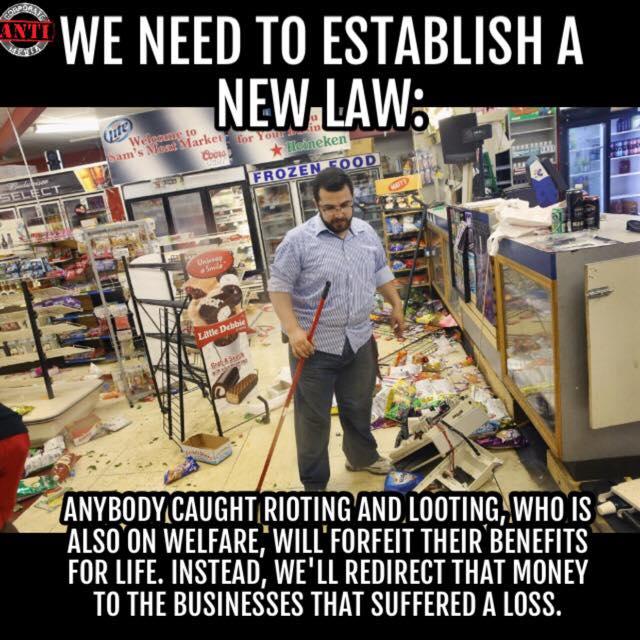stupid-leftists-looters-lose-welfare